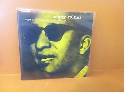 Sonny Rollins A Night At The Village Vanguard Vol 2 Blue Note 1581  K18P-9277