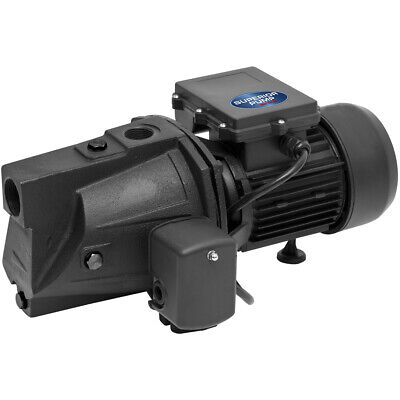 Superior Pump 15.5 GPM 1 HP Cast Iron Shallow Well Jet Pump