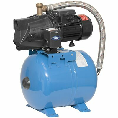Superior Pump 12.5 GPM 1/2 HP Cast Iron Shallow Well Jet Pump System w/ 6.3-G...