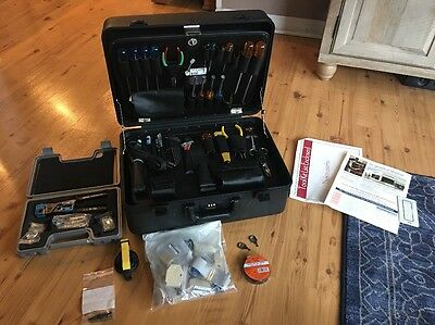 Specialized Products Spc-395D Field Engineer Electronics Tool Kit