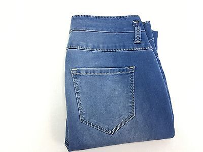 Mudd Women's High Rise Jegging Blue Jeans Size 7
