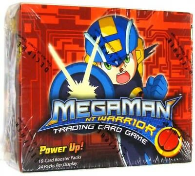 Mega Man Power Up Booster Box (24)