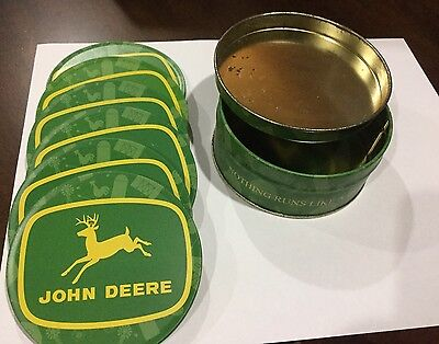 John Deere Collectable Coasters