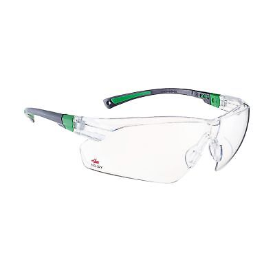 NoCry Safety Glasses with Clear Anti-Fog and Anti-Scratch Wrap-Around Lenses and