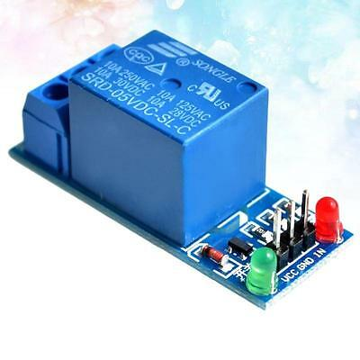 New 1 channel low lever trigger relay module With optocoupler 5V for Arduino Y!