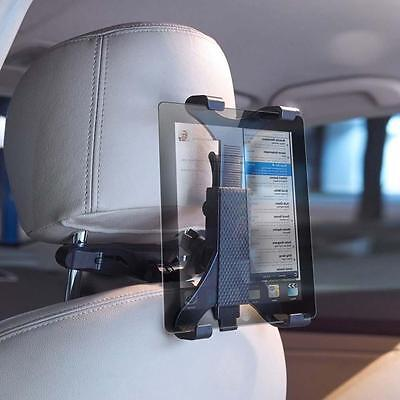 Universal Car Seat Headrest Mount Holder Stand For iPad 1/2/3/4 Air Tablet YA
