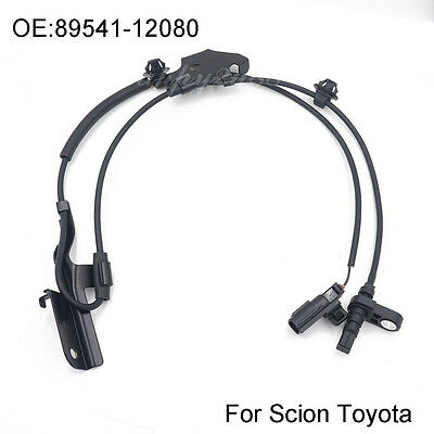 NEW Front Left ABS Wheel Speed Sensor For Scion tC xB Toyota Prius V 89543-12080
