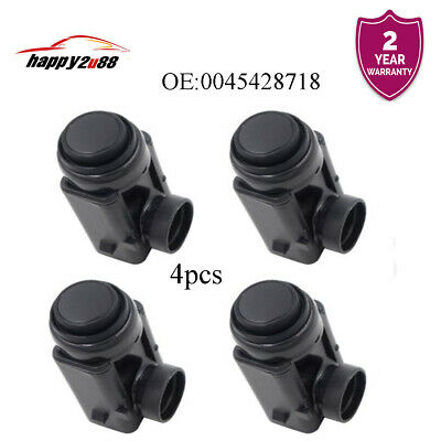 4pcs PDC Parking Sensor For Mercedes-Benz Parktronic PTS W164 W163 ML 0045428718