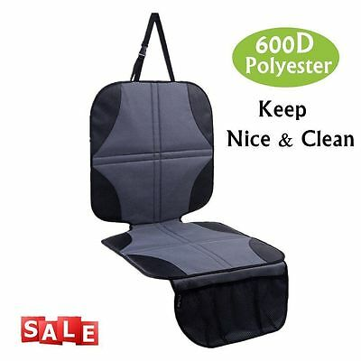 2017 Infant Baby Child Easy Clean Anti-slip Car Seat Protector Mat Cushion Cover