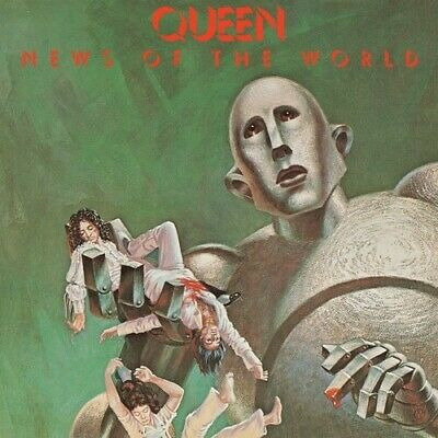 Queen News Of The World 180gm Vinyl LP NEW sealed