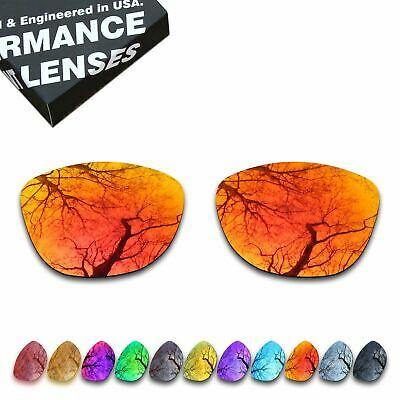 T.A.N Polarized Lens Replacement for-Oakley Frogskins Sunglasses-Multiple Option
