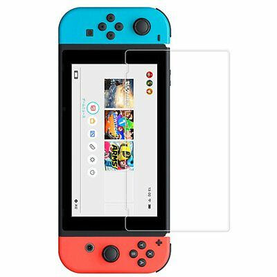 Premium Tempered Glass Screen Protector Guard Film for Nintendo Switch AU