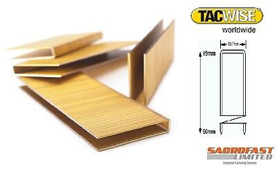 Tacwise 14 Series Heavy Duty Staples 19-50Mm
