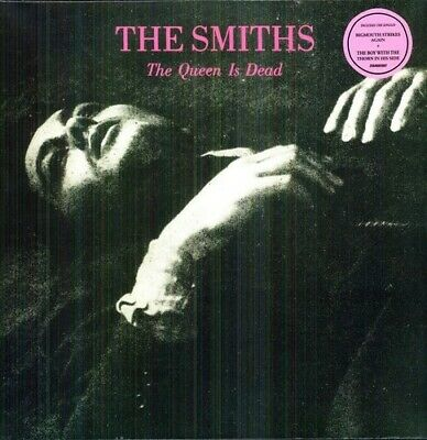 Smiths Queen Is Dead (Remastered) 180gm Vinyl LP NEW sealed