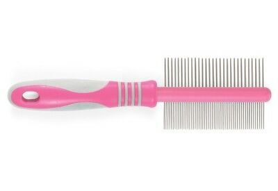 Ancol Ergo Plastic Handle Cat Double Sided Comb