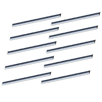 "3-1/4"" 82x5.5x1.1mm HSS planer blades for MAKITA BOSCH BLACK&DECKER Set of 10"