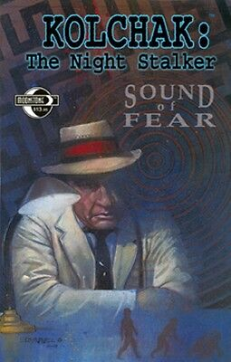 Kolchak TPB vol.3: Sound of Fear NEW Moonstone Books Graphic Novel