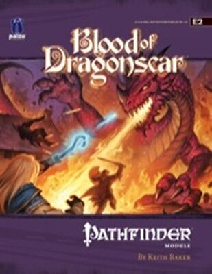 Pathfinder Module E2: Blood of Dragonscar (OGL) NEW Price Inc Delivery in UK