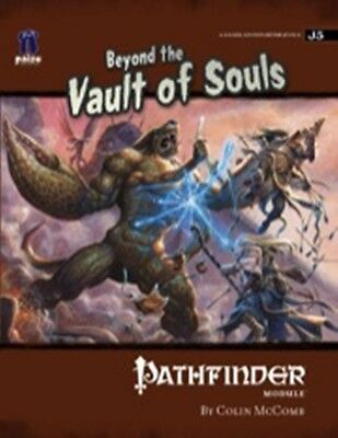 Pathfinder Module J5  Beyond the Vault of Souls D&D 3.xx NEW Price inc Del in UK