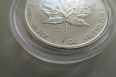 Kanada - 5 Dollars - Maple Leaf  2009 - Brandenburger Tor - ST