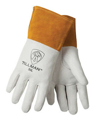 Tillman 30 Top Grain Pigskin TIG Welding Gloves Medium, Large, XL 30L 30M