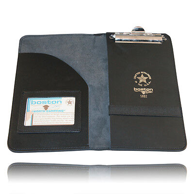 Boston Leather 5882 Citation Book - Ticket Book