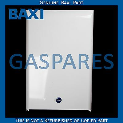 Baxi Gas Spare Front Panel Part No 5118373 - New Genuine