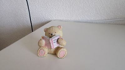 Forever Friends Figure Figurine Ornament Teddy 3 In Tall  Andrew Brownsword