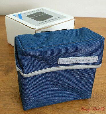 Hasselblad Original Film Back Magazine Pouch Belt Holder For A12 A16 A24 A32