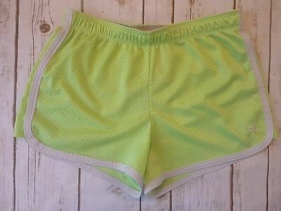 Justice Girls Shorts Yellow Size 16