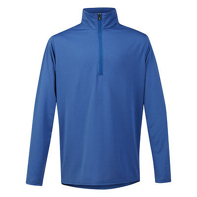 Kerrits Ice Fil Long Sleeve Riding Sun Shirt- Childs/Kids -Diff Sizes- Bluestone