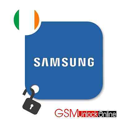 Unlock Code For Three Meteor Vodafone Ireland Samsung Galaxy A5 A520F 2016 2017