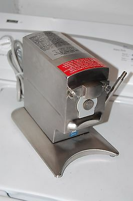Edlund Electric Heavy Duty Can Opener,model 270