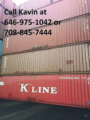 Shipping and Storage container for Sale!!!  40FT HC-   Newark , NJ