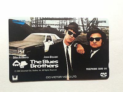 The Blues brothers Phone Card