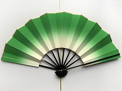 Sensu - Vintage Japanese Geisha Maiogi - Folding Dance Fan from Kyoto