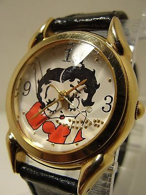 Betty Boop Watch Ladies ,condition Of Watch Is Very Good