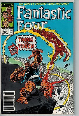 Fantastic Four - 305 - Marvel - August 1987