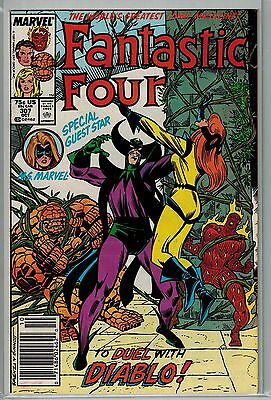 Fantastic Four - 307 - Marvel - October 1987