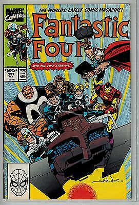 Fantastic Four - 337 - Marvel - February 1990