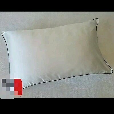 100%  pure silk 25 mm silk pillowcase pillow cover white beauty