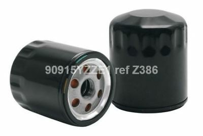 90915YZZE1 x 3 TOYOTA GENUINE OIL FILTER INTERCHANGE WITH Z386