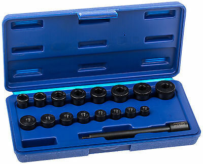 Universal CLUTCH Aligning Tool SET - 17 pieces - Alignment Kit - All Cars & Vans