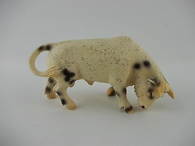 Schleich Rodeo Bull #13613, Plastic Toy