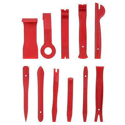 11pcs Panel Removal Tool Premium Auto Trim Upholstery Removal Kit for Door Trim