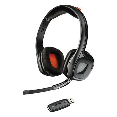 Plantronics GameCom P80 Wireless Gaming Headset for PS4 / PC & Mac NEW