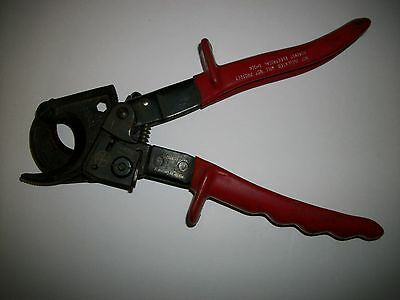 Klein Tool Ratcheting Cable Cutter 63060