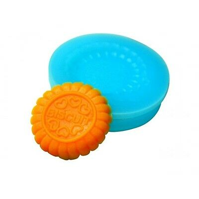 Moule Miniature Biscuit Rond - Neuf