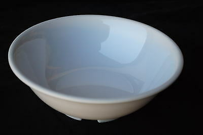 "22 oz  US 5060 4 Dz  New Melamine 6-7/8"" Rimless Bowl  White Free Shipping"