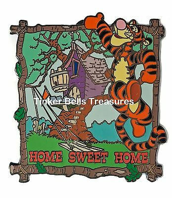 DISNEY AUCTIONS Pin LE 500 - Home Sweet Home - Tigger